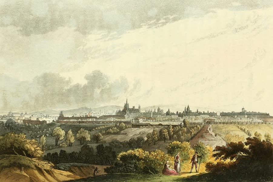 Picturesque Tour from Geneva to Milan - View of Milan (1820)