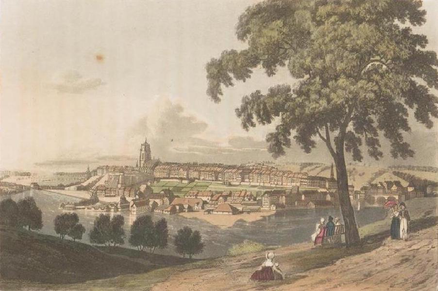 Picturesque Tour through the Oberland - Bern (1823)