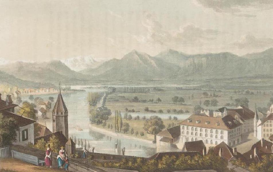 Picturesque Tour through the Oberland - The Environs of Thun (1823)