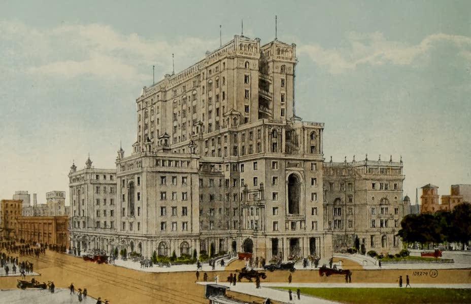 Picturesque Vancouver B.C. - C.P.R. Hotel