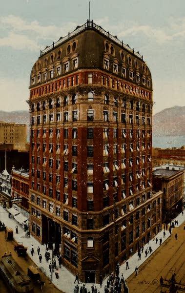 Picturesque Vancouver B.C. - Dominion Building (1910)