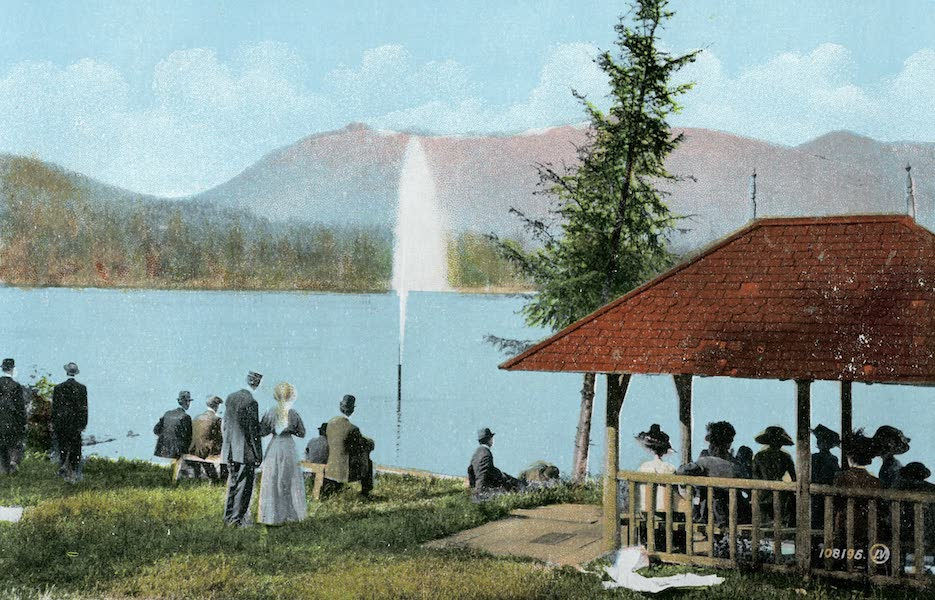 Picturesque Vancouver B.C. - Waterspout, The Narrows (1911)