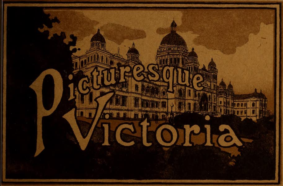 Chromolithography - Picturesque Victoria