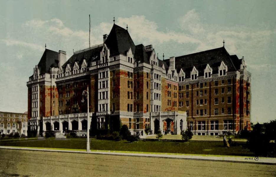 Picturesque Victoria - Empress Hotel (1910)
