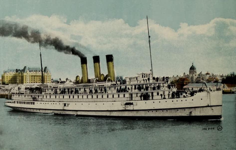 Picturesque Victoria - C.P.R. S.S.
