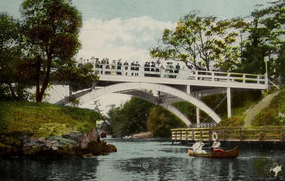 Picturesque Victoria - The Gorge (1910)