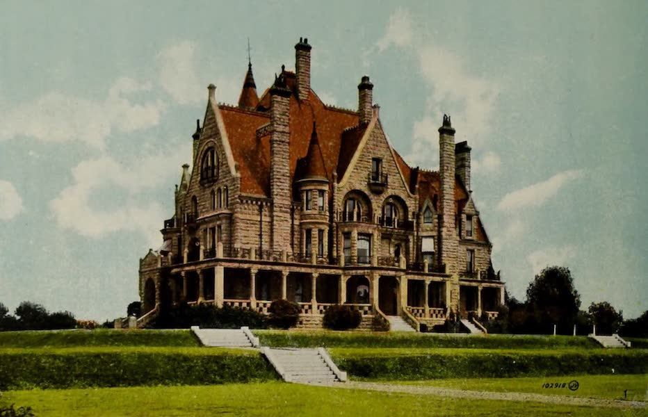 Picturesque Victoria - Dunsmuir Castle (1910)