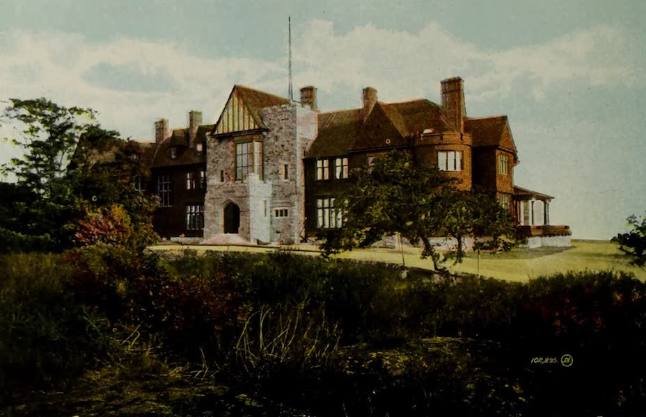 Picturesque Victoria - Government House (1910)