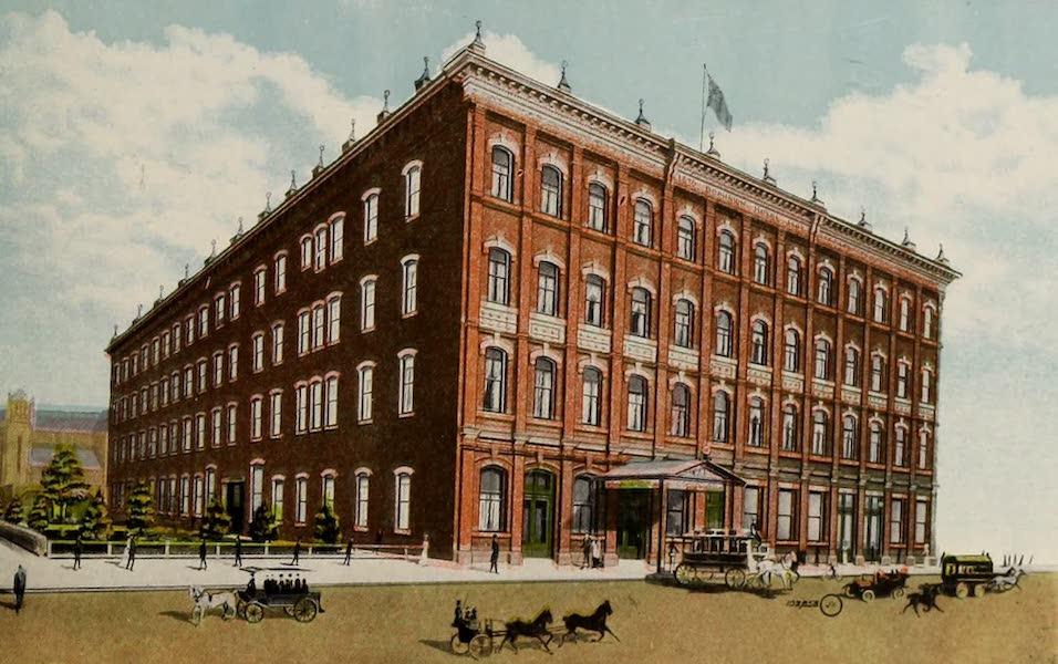 Picturesque Victoria - Dominion Hotel (1910)