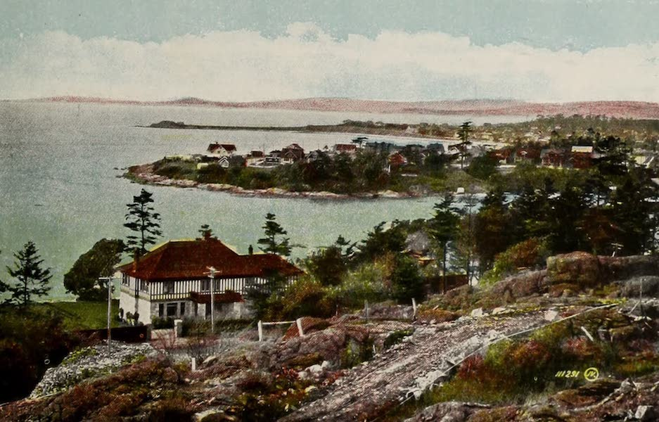 Picturesque Victoria - Foul Bay and Clover Point Target Grounds (1910)
