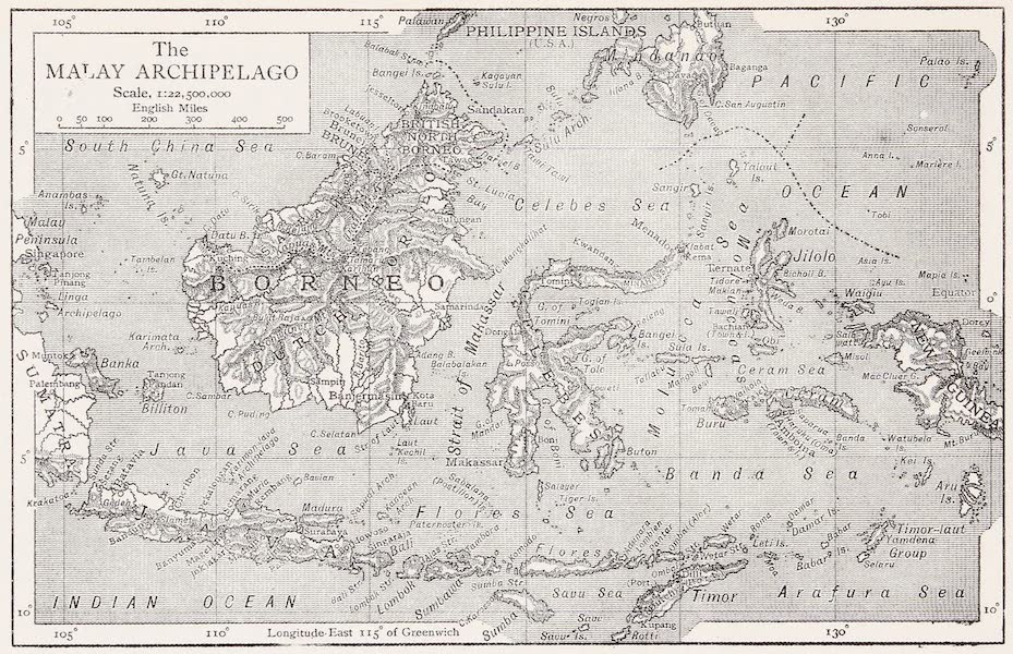 Pioneers in Australasia - The Malay Archipelago (1912)