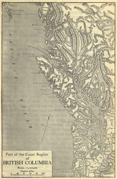 Pioneers in Canada - Part of the Coast Region of British Columbia (1912)