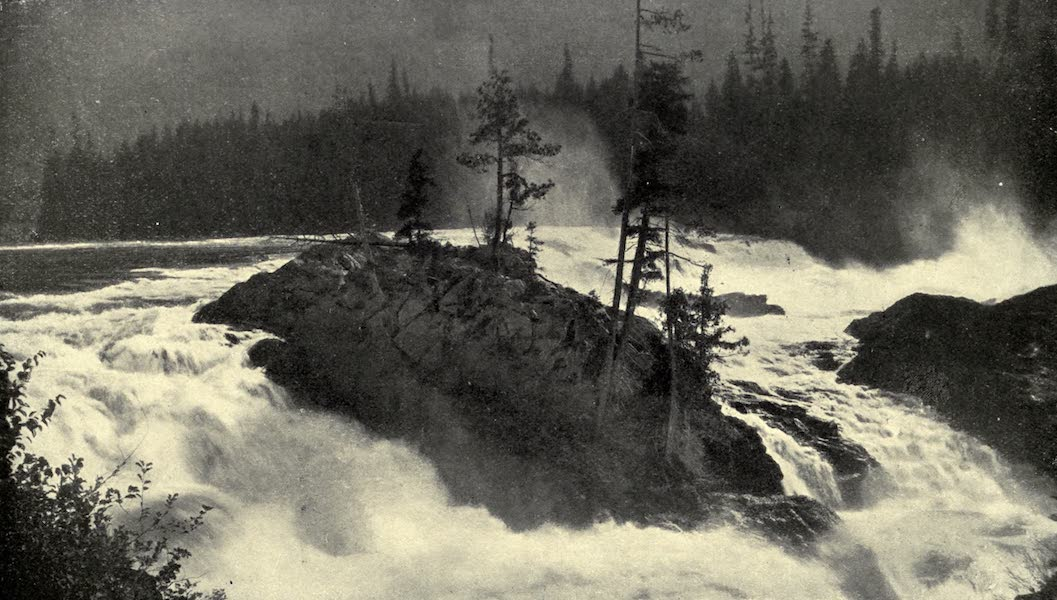 Pioneers in Canada - The Kootenay or Head Stream of the Columbia River (1912)