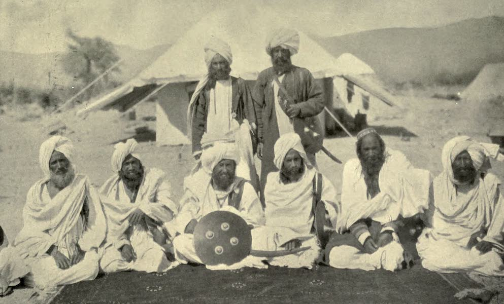 Pioneers in India - Typical Afghans (1913)