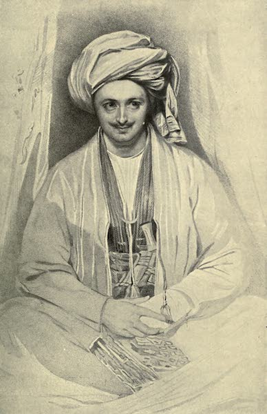 Pioneers in India - Sir Alexander Burnes in the Costume of Bokhara (1913)