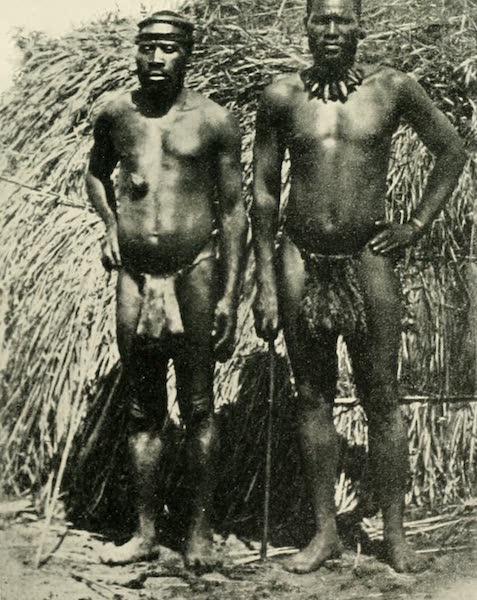 Pioneers in South Africa - Zulu Kafirs (1914)