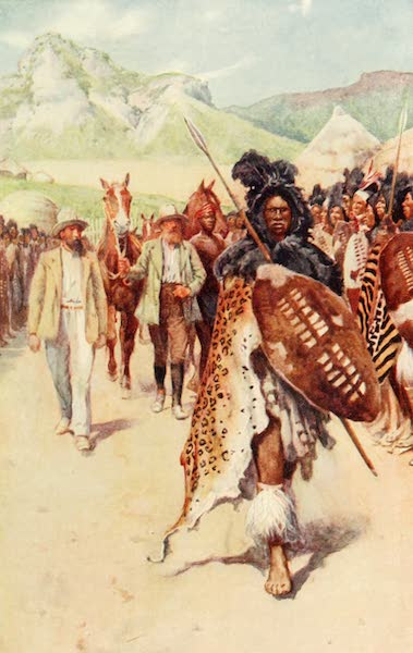 Pioneers in South Africa - Moffat and the Zulus (1914)