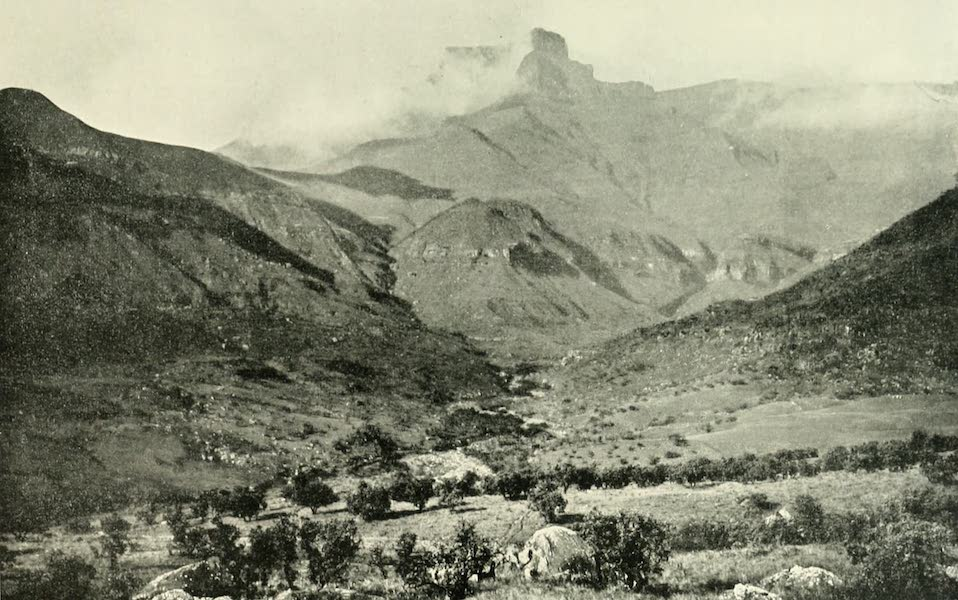 Pioneers in South Africa - Basutoland and the Highest Mountain in South Africa (1914)