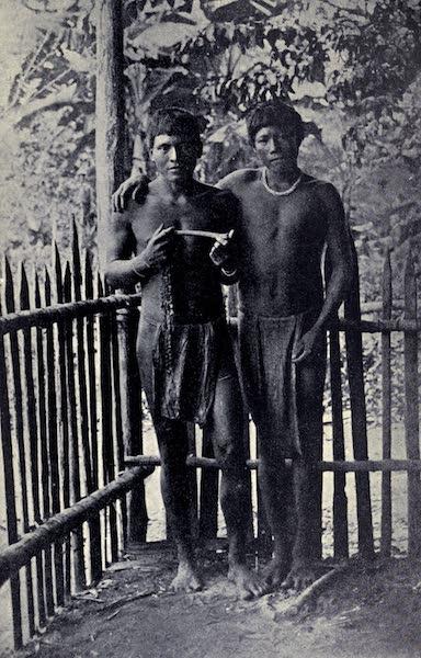 Pioneers in Tropical America - Carib Indians (1914)