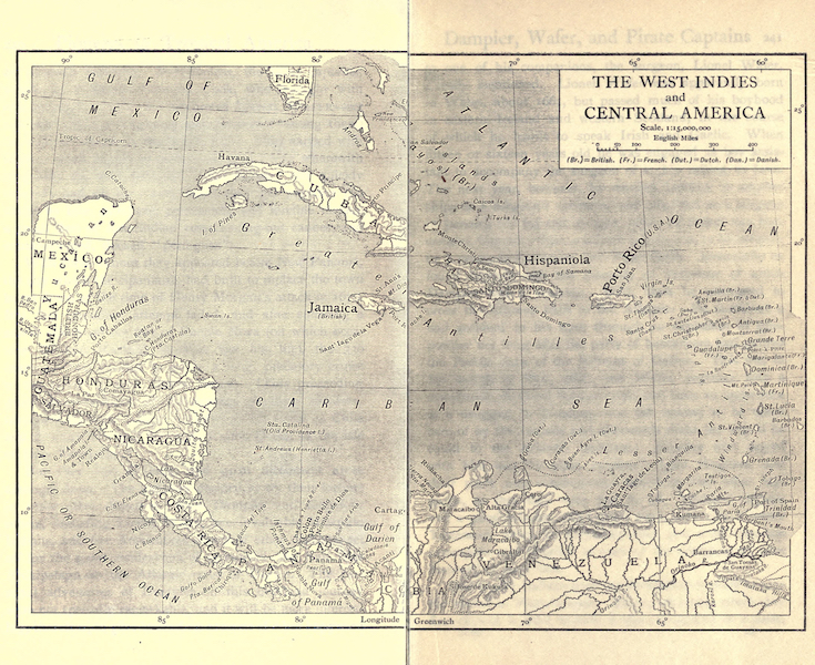 Pioneers in Tropical America - The West Indies and Central America (1914)