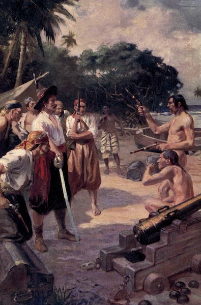 Pioneers in Tropical America - Cockburn and the Neapolitan Among the Pirates (1914)