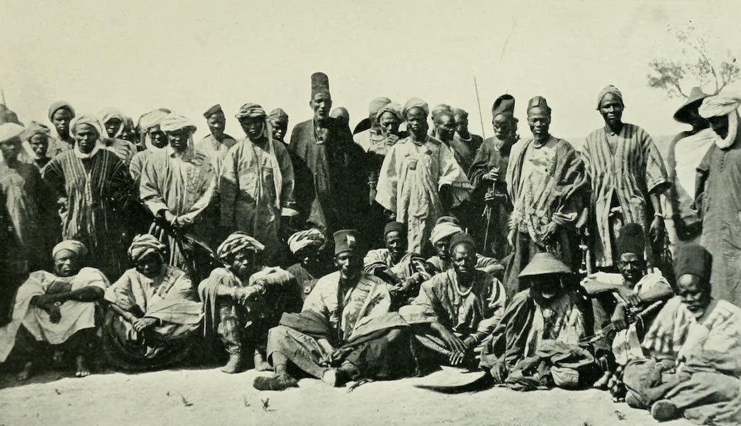 Pioneers in West Africa - A Group of Moors and Muhammadan Negro Merchants in Ashanti (1912)