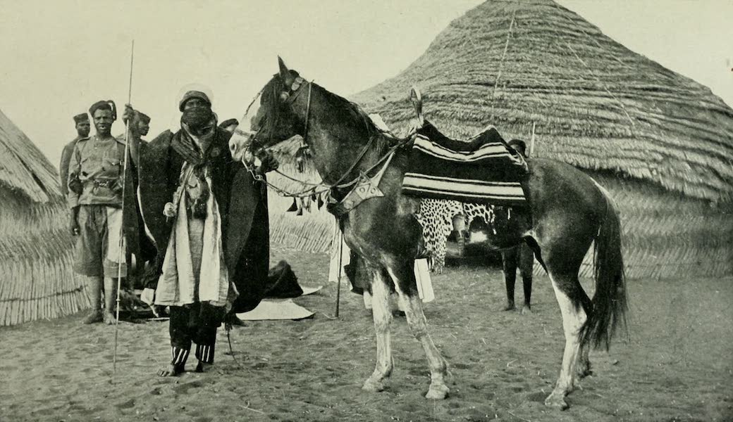 Pioneers in West Africa - A Fula Warrior Northern Nigeria (1912)