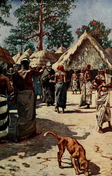 Pioneers in West Africa - The Devil Visiting a Mandingo Town (1912)
