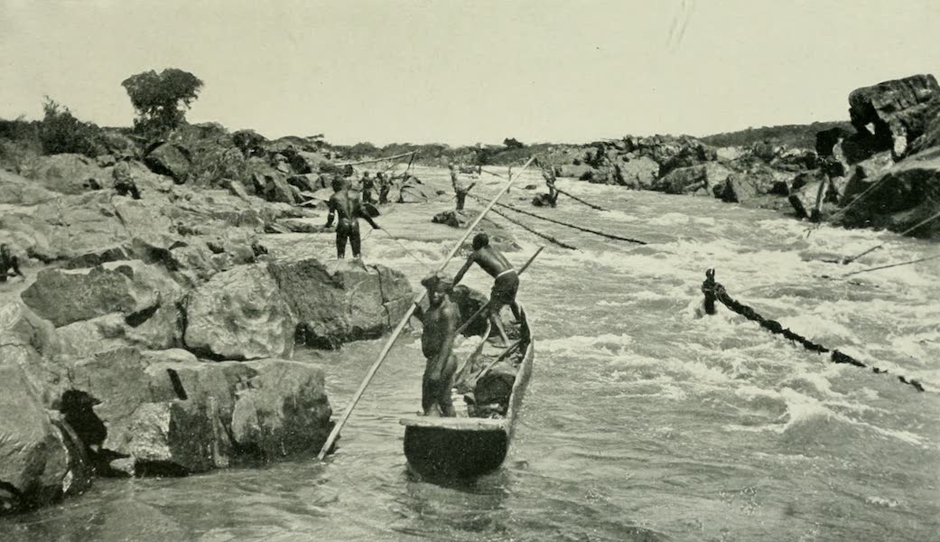 Pioneers in West Africa - The Busa Rapids one the Lower Niger Where Mungo Park and Lieutenant Martyn Were Drowned in 1806 (1912)