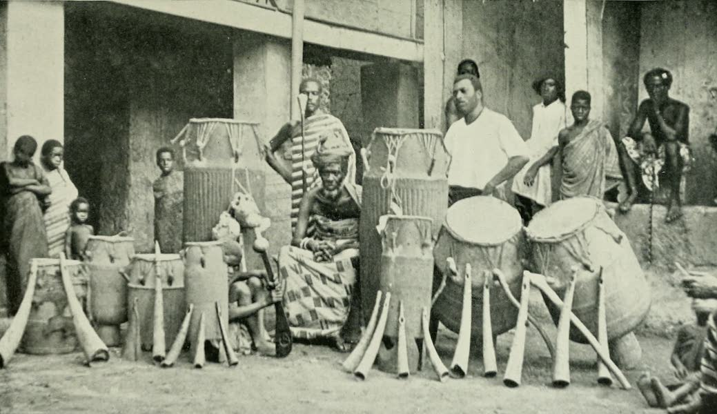 Pioneers in West Africa - A Band of Music Gold Coast Interior (1912)