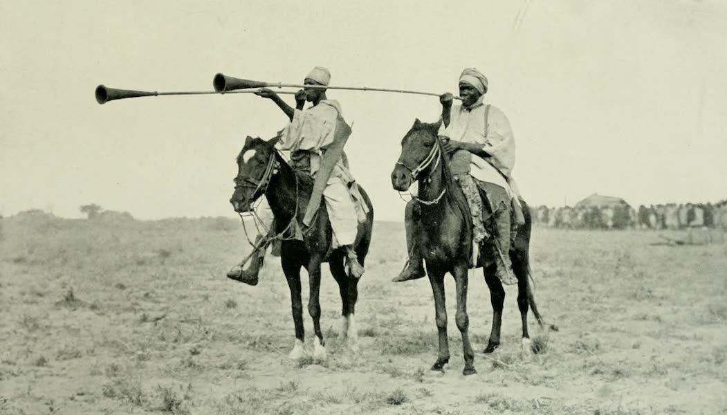 Pioneers in West Africa - Bornu Trumpeters Sounding the Frum Frums (1912)