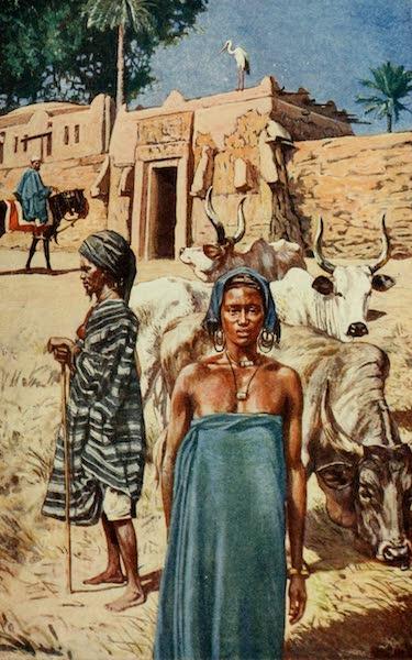 Pioneers in West Africa - The Fulas (1912)