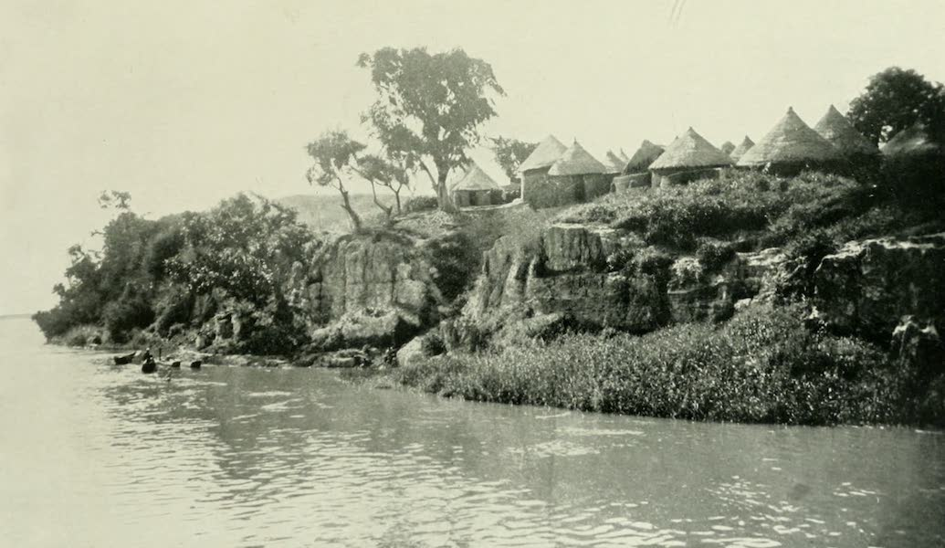 Pioneers in West Africa - The Banks of the Lower Niger in the Nupe Country (1912)