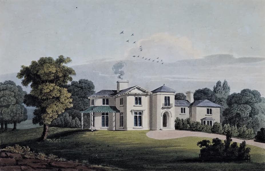Plans and Views of Ornamental Domestic Buildings - Denham Mount, near Uxbridge, Berkshire (1836)
