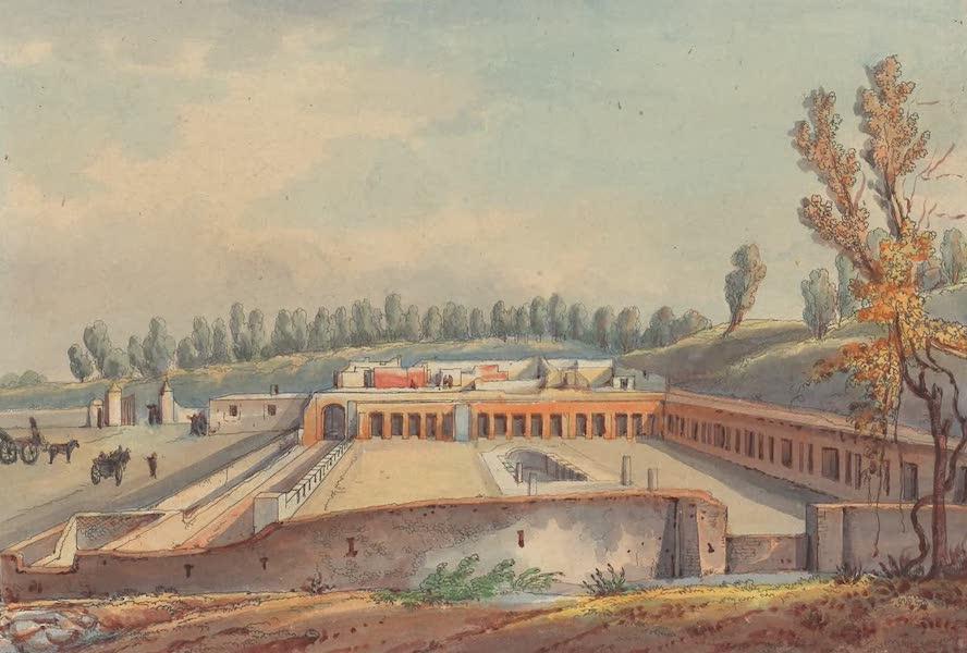 Pompei - View 1 (1840)