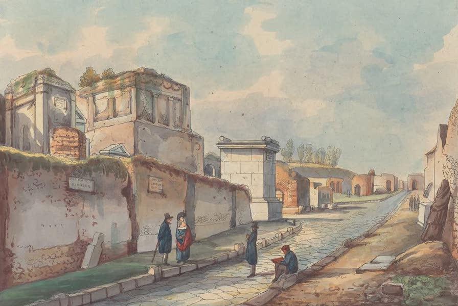 Pompei - View 2 (1840)