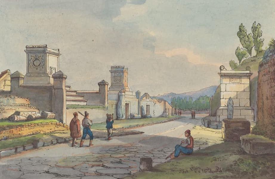 Pompei - View 3 (1840)