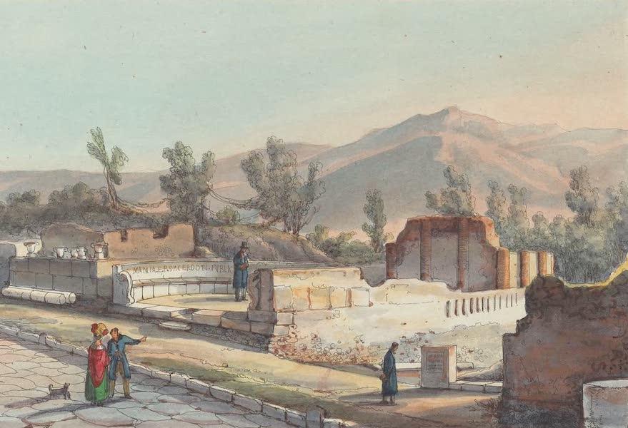 Pompei - View 4 (1840)