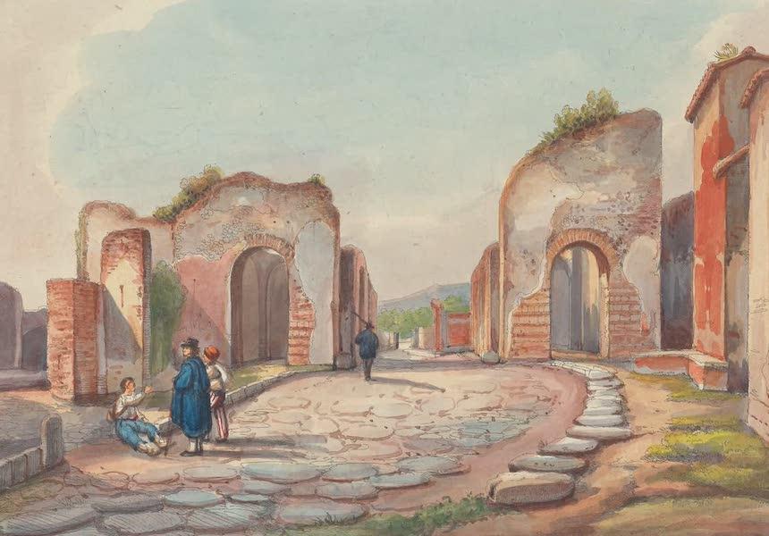 Pompei - View 5 (1840)