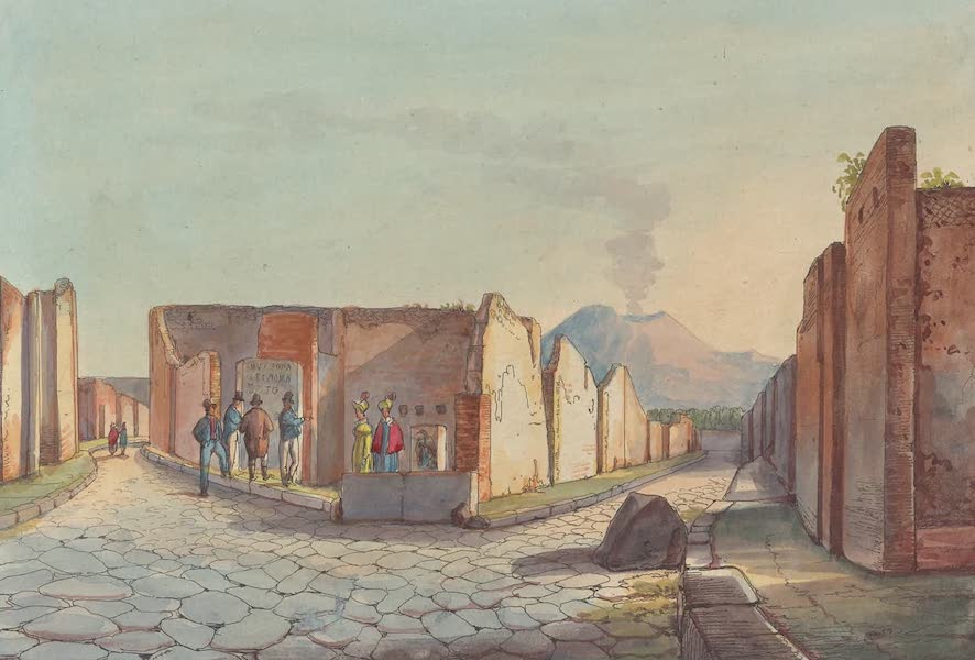 Pompei - View 6 (1840)