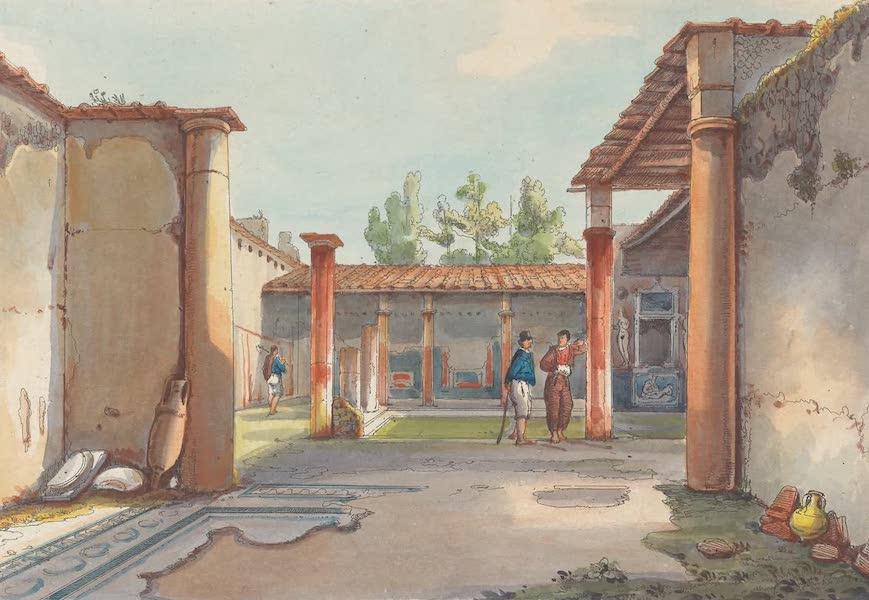 Pompei - View 7 (1840)
