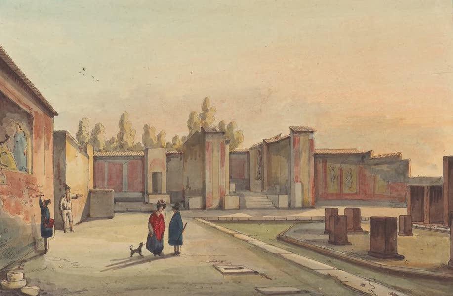 Pompei - View 8 (1840)