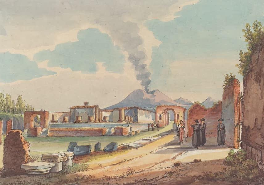 Pompei - View 9 (1840)