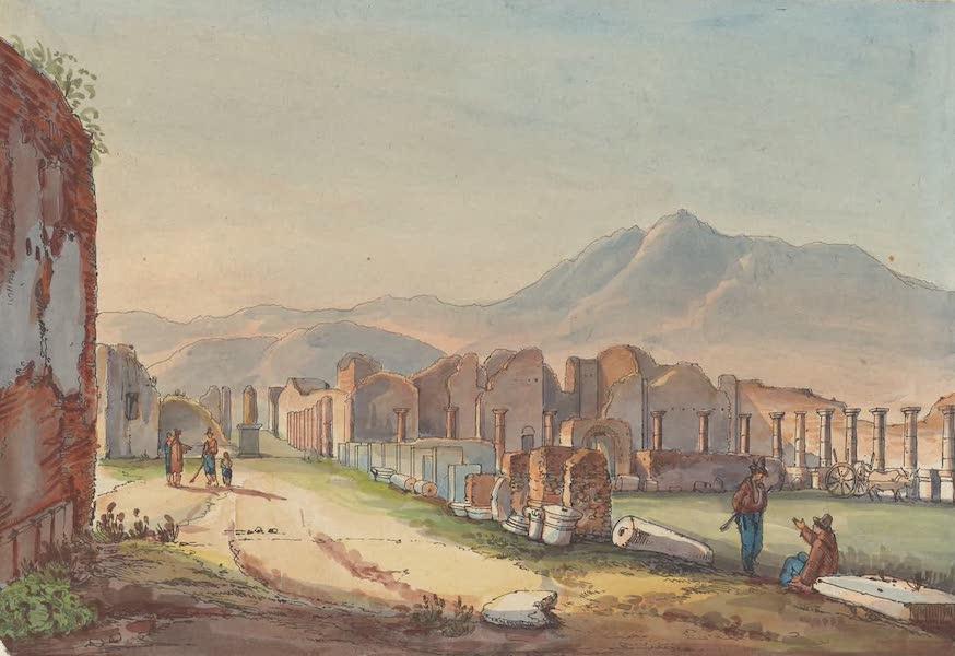 Pompei - View 10 (1840)
