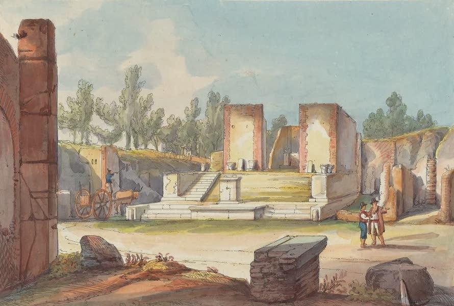 Pompei - View 11 (1840)