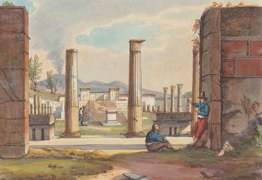 Pompei - View 14 (1840)
