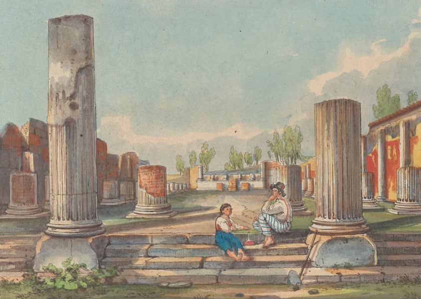 Pompei - View 15 (1840)