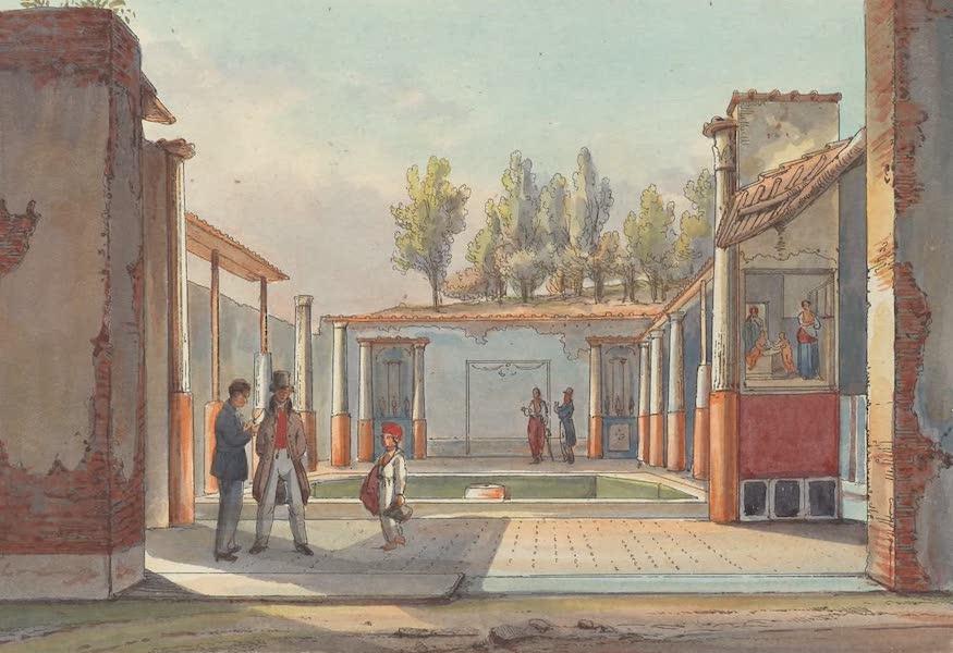 Pompei - View 16 (1840)
