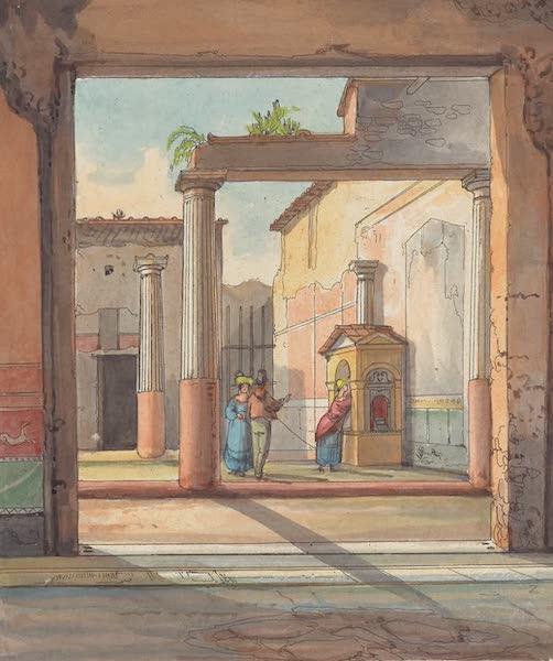 Pompei - View 17 (1840)