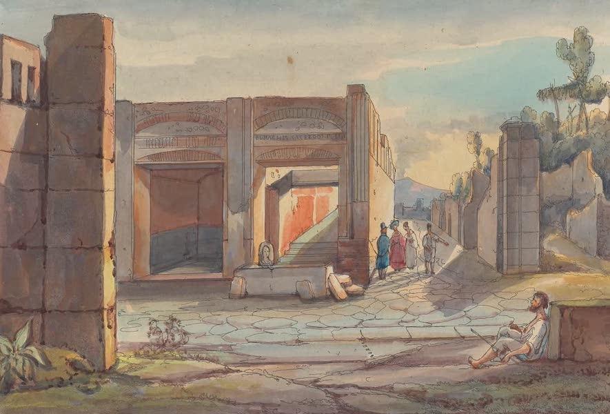 Pompei - View 18 (1840)